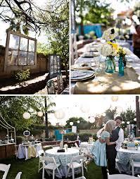 Vintage Backyard Wedding Ideas Real Wedding Catie Ben S Vintage Inspired Backyard Wedding