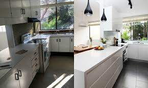kitchen designs sydney unit laundry bathroom renovations before and after sydney
