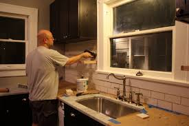 Slate Kitchen Backsplash Slate And Glass Tile Backsplash Slate Backsplashes Hgtv 100