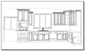 cabinet layout finding your kitchen cabinet layout ideas home and cabinet reviews