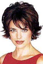 pictures of short layered hairstyles that flip out lisa rinna hairstyle pics of lisa rinna hair style i love