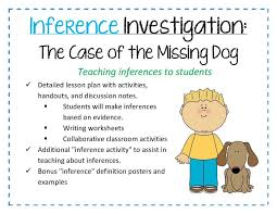 making inferences lesson inference plan drawing conclusions 15059