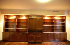Cherry Wood Bookcase With Doors Wood Bookcases Zivile Info