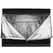 virtual sun grow light reviews virtual sun 10 ft x 10 ft grow tent vs1200 120 the home depot