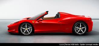 italia price 2016 458 italia spider price and review 10143