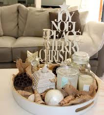 Living Room Table Accessories by Brilliant Home Living Room Apartment Christmas Decor Expressing