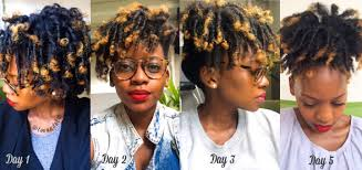 aleeping in petm rods how to achieve 4c hairstyle hold for days twists outs perm rods