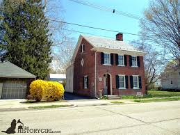 federal style house a springtime visit to the warren county historical society the
