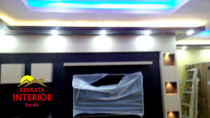 3bhk flat interior designing decoration services kolkata youtube