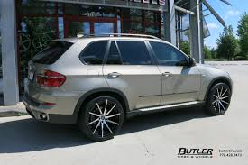 custom bmw x5 bmw x5 with 22in lexani css15 wheels exclusively from butler tires
