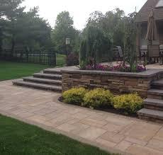boral cultured stone techo bloc patio stoop u0026 stair walkway