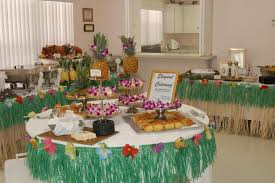 interior design fresh hawaiian theme party decorations interior