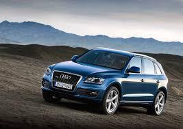 Audi Q5 Blue - audi q5 hybrid coming next year