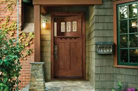 Exterior Door Wood How To Stain Exterior Wood Doors Wood Front Doors