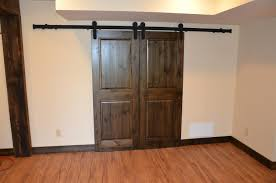 Laminate Flooring Doorway Barn Door Track System Mikron Woodworking Machinery Inc