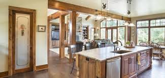 craftsman style homes interiors jaw dropping mix of ranch craftsman style home hq plan