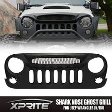 jeep vented hood front