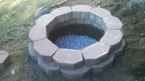 Block Firepit How To Build A Pit In Your Backyard Bob Vila