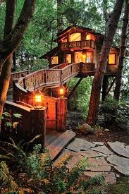20 Tree House Design Ideas to Fill Backyards with Fun  Garden Sheds