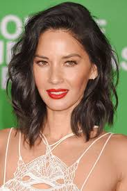 hair styles just abovethe shoulders 40 best medium hairstyles celebrities with shoulder length haircuts