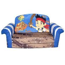 Flip Open Sofa For Kids by Furniture Home Toddler Sofa Furniture Jake Neverland Pirate Flip