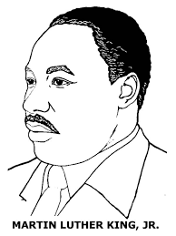 martin luther king jr coloring page with regard to motivate in