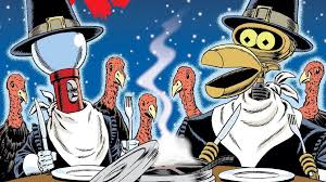 turkey day mystery s science theater s alternative thanksgiving