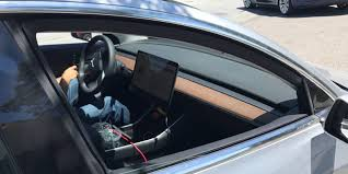 tesla inside 2017 tesla model 3 best look at the interior and model 3 u0027s unique