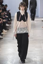 janitor jumpsuit demeulemeester fall 2017 menswear collection vogue