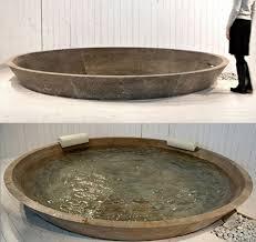 Riesige Badewanne Idyllische Stunden In Der Badewanne Für Zwei Personen Designerideen