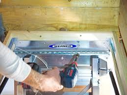 diy sliding attic stairs u2014 quickinfoway interior ideas great