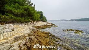 beach plava laguna poreč croatia youtube