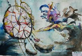 paint dream the 4th youth world cup live painting competition dream catcher