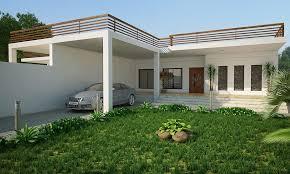 Single Story Houses 1 5 Kanal Single Story House By Ar Nadeem Khalil