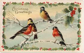 antique christmas cards christmas lights decoration