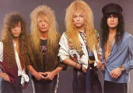 metal hair a photo update on the best hair metal bands from the 80s and 90s