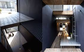 super skinny 1 8 meter wide house slots into a narrow tokyo lot