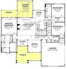 3 level split floor plans split floor plan home 3 bedroom bath house plans elegant traditional