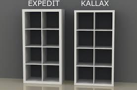 libreria kallax bye bye expedit benvenuto kallax ohmydesign