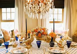 laurel loves 7 dining rooms with stunning thanksgiving tablescapes