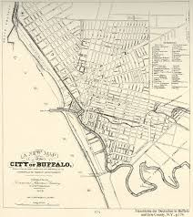 New York Map With Cities by Buffaloresearch Com Historic Maps Of Buffalo Erie