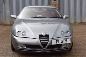 alfa romeo gtv used 2004 alfa romeo gtv v6 lusso for sale in west sussex