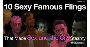 Sex And The City Meme - 10 sexy famous flings that made sex and the city steamy popsugar