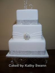 25 cute square wedding cakes ideas on pinterest silver square