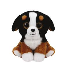 ty beanie boo small roscoe dog soft toy claire u0027s