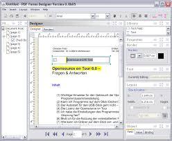 pdf forms designer pdf forms designer opensource dvd