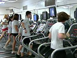 online pe class high school exercise at school leads to better learning abc news