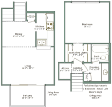 Parkview Floor Plan Parkview Rentals Milwaukee Wi Apartments Com