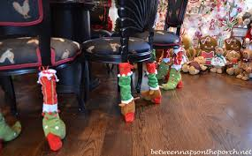 table leg covers victorian tour a beautiful victorian home decorated for christmas part iii