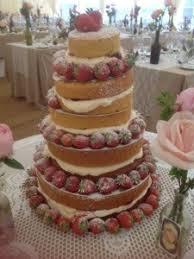 5 tier victoria sponge wedding cake wedding ideas pinterest